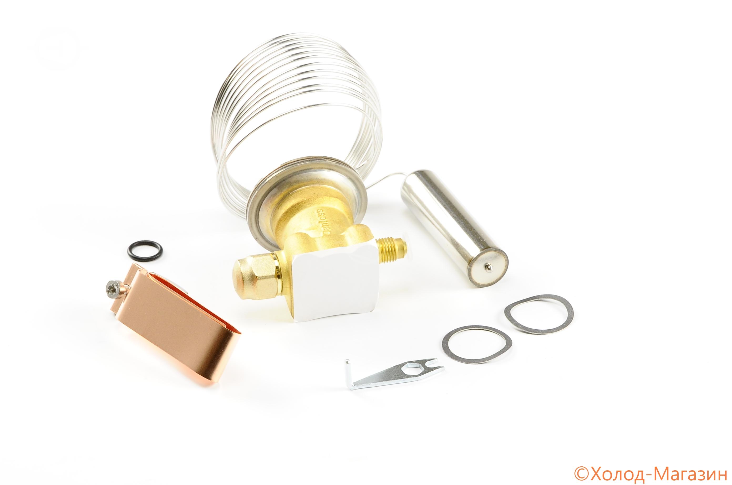 Термоэлемент TES5 (-40..+10 C, без MOP), Danfoss