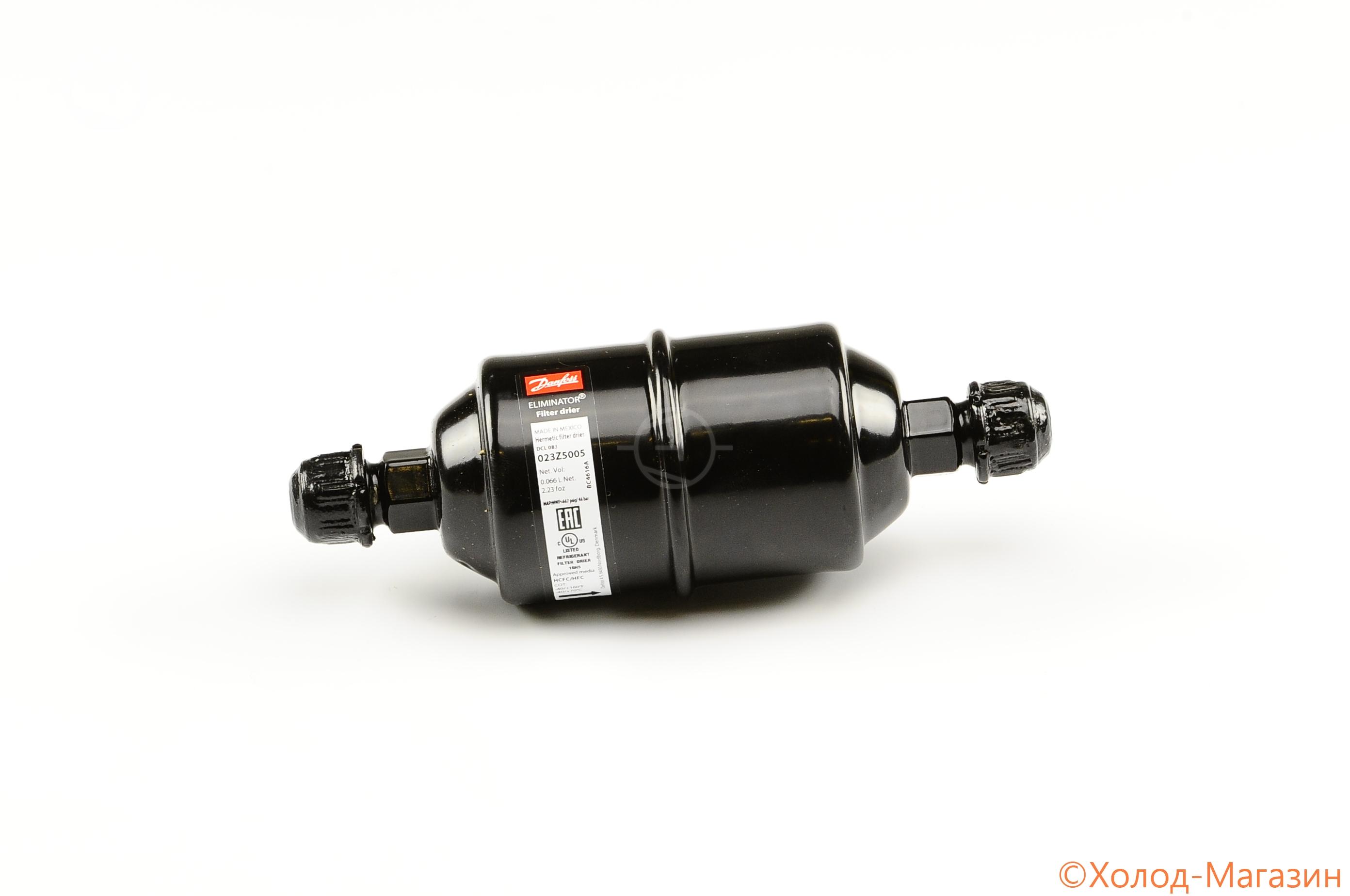 """Фильтр - осушитель DCL 083 D10 (3/8""""), Danfoss"""