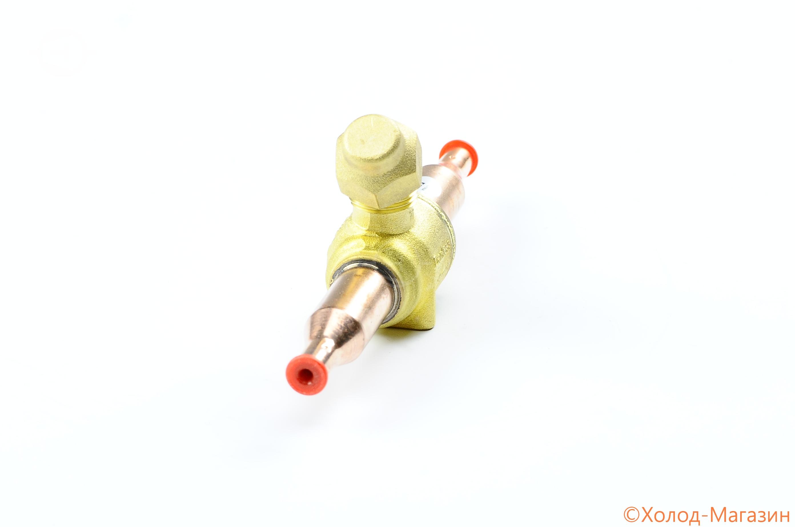 """Вентиль шаровой GBC 6S (1/4""""), Danfoss"""