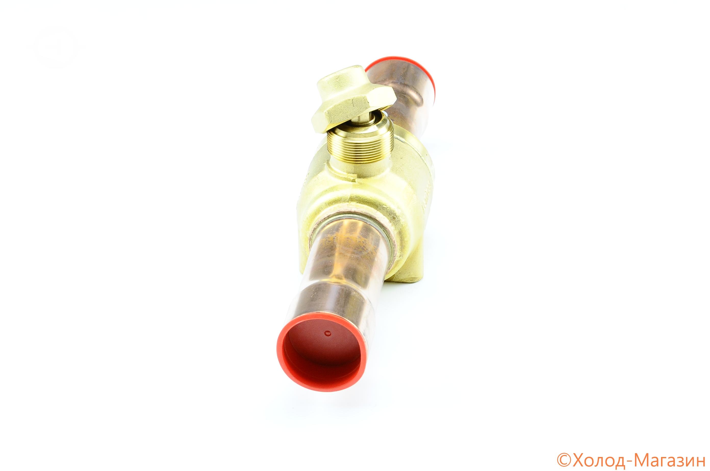 """Вентиль шаровой GBC 42S (1 5/8"""") дюймовый, Danfoss"""