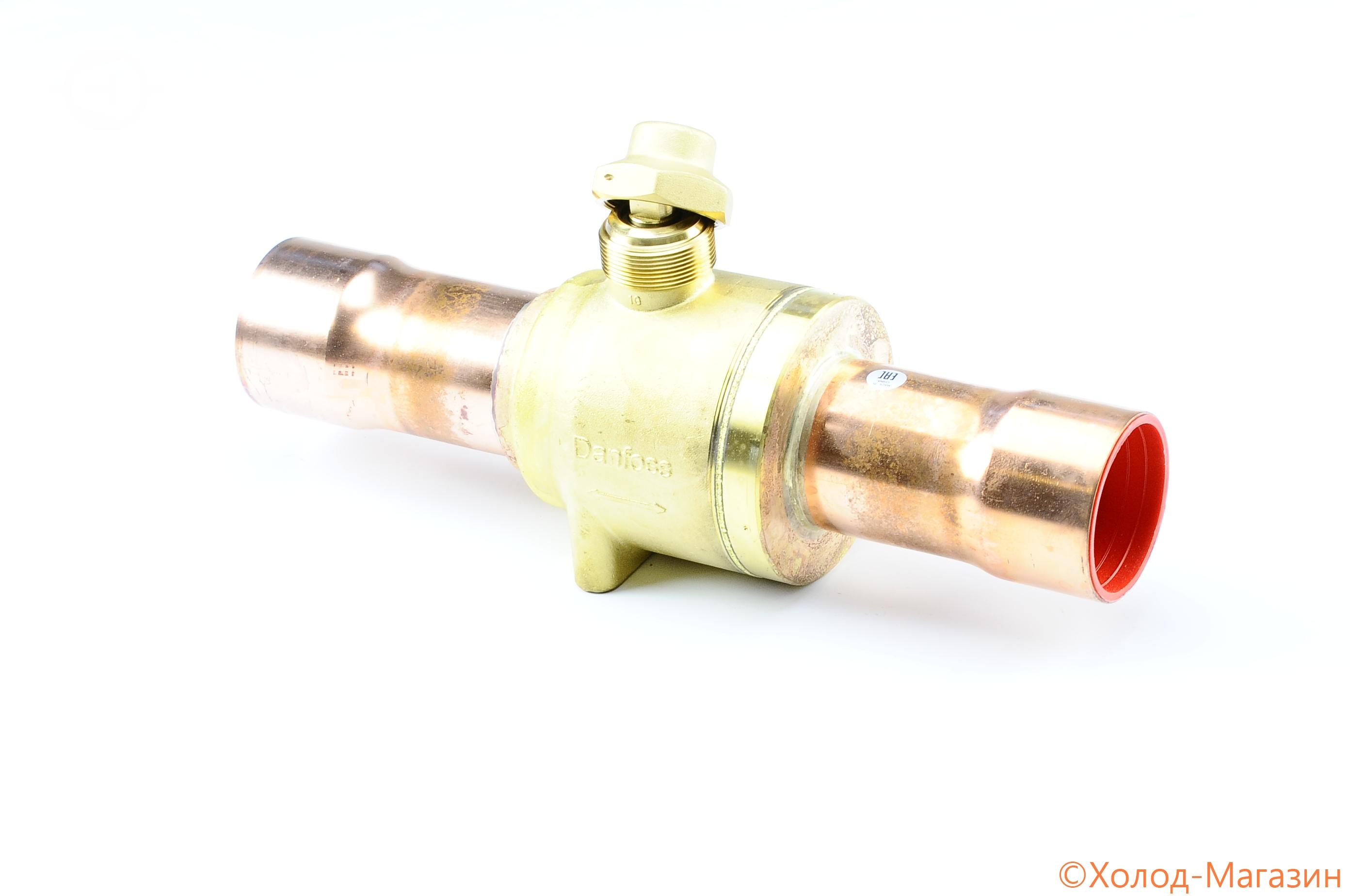 """Вентиль шаровой GBC 54S (2 1/8""""), Danfoss"""