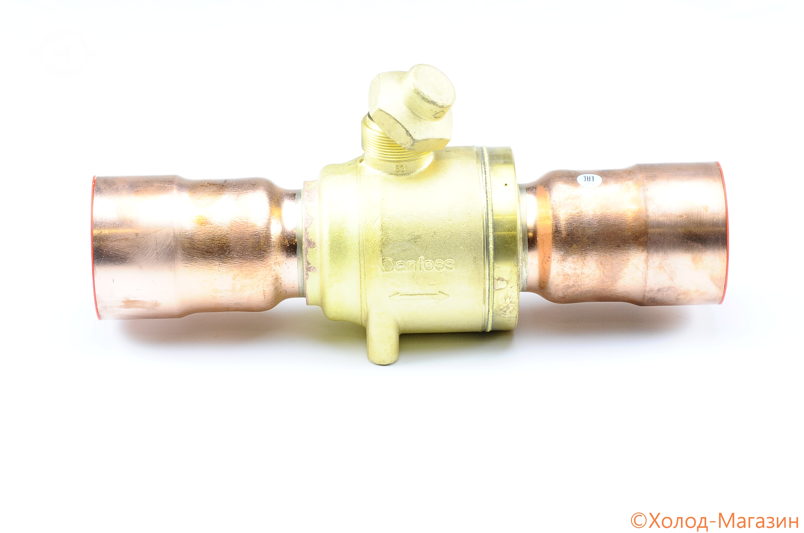 """Вентиль шаровой GBC 67S (2 5/8""""), Danfoss"""
