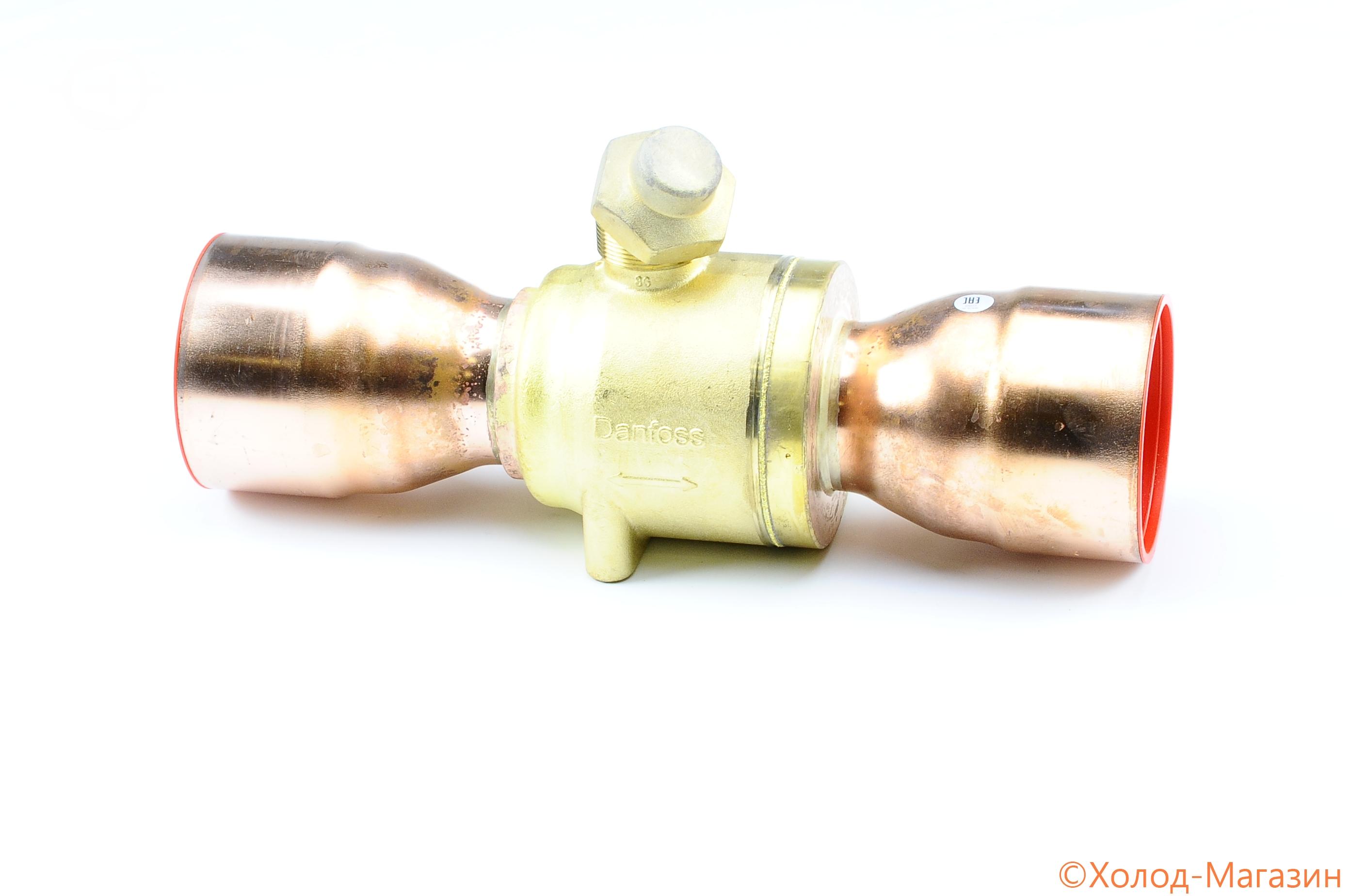 """Вентиль шаровой GBC 79S (3 1/8""""), Danfoss"""