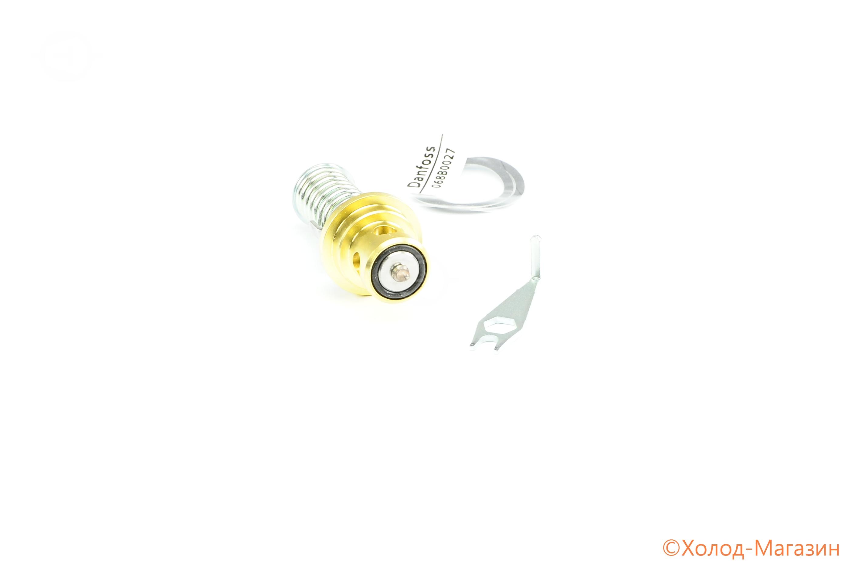 Узел клапанный № 1 (TE 5), Danfoss