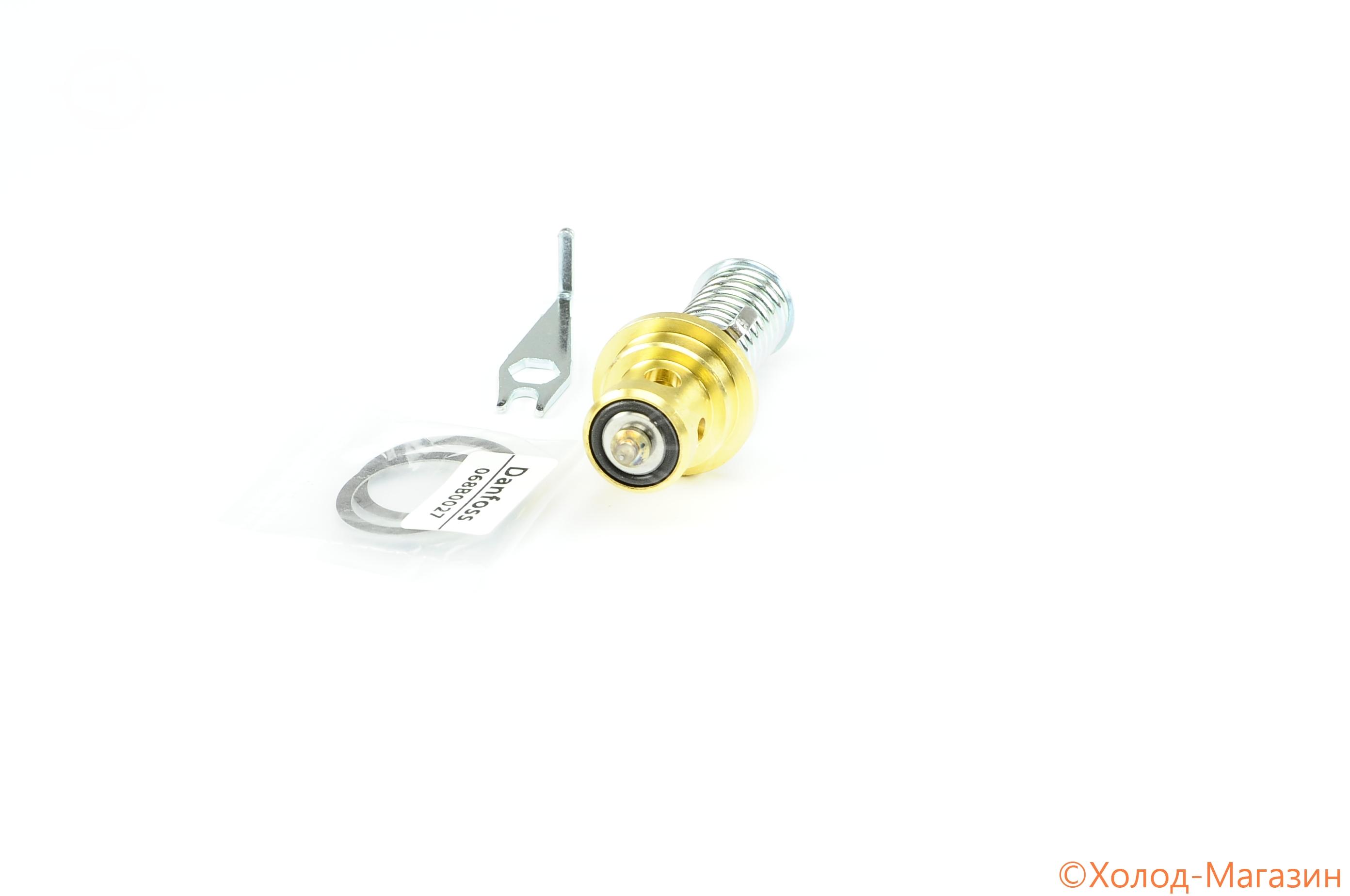 Узел клапанный № 3 (TE 5), Danfoss
