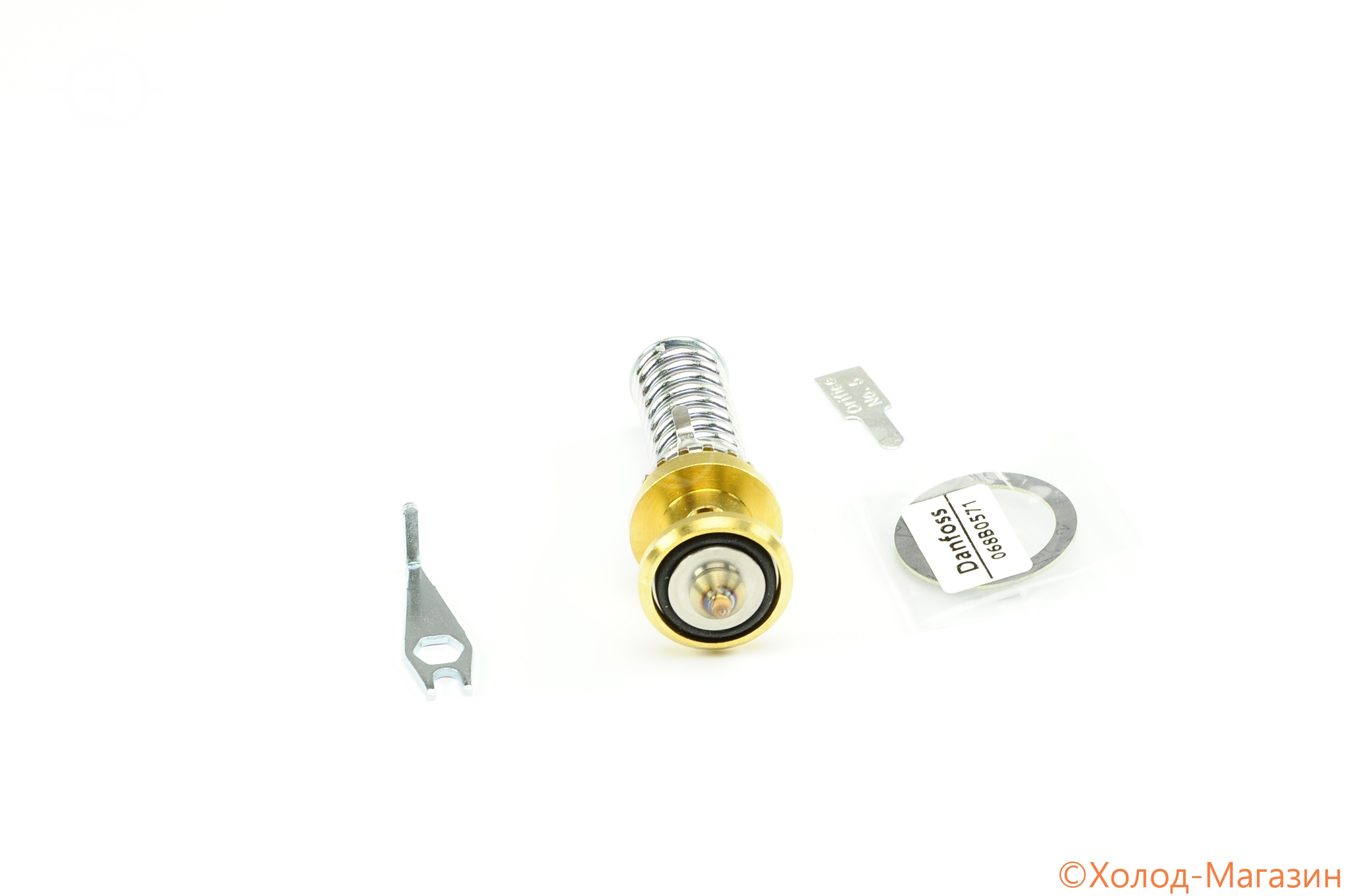Узел клапанный № 5 (TE 12), Danfoss