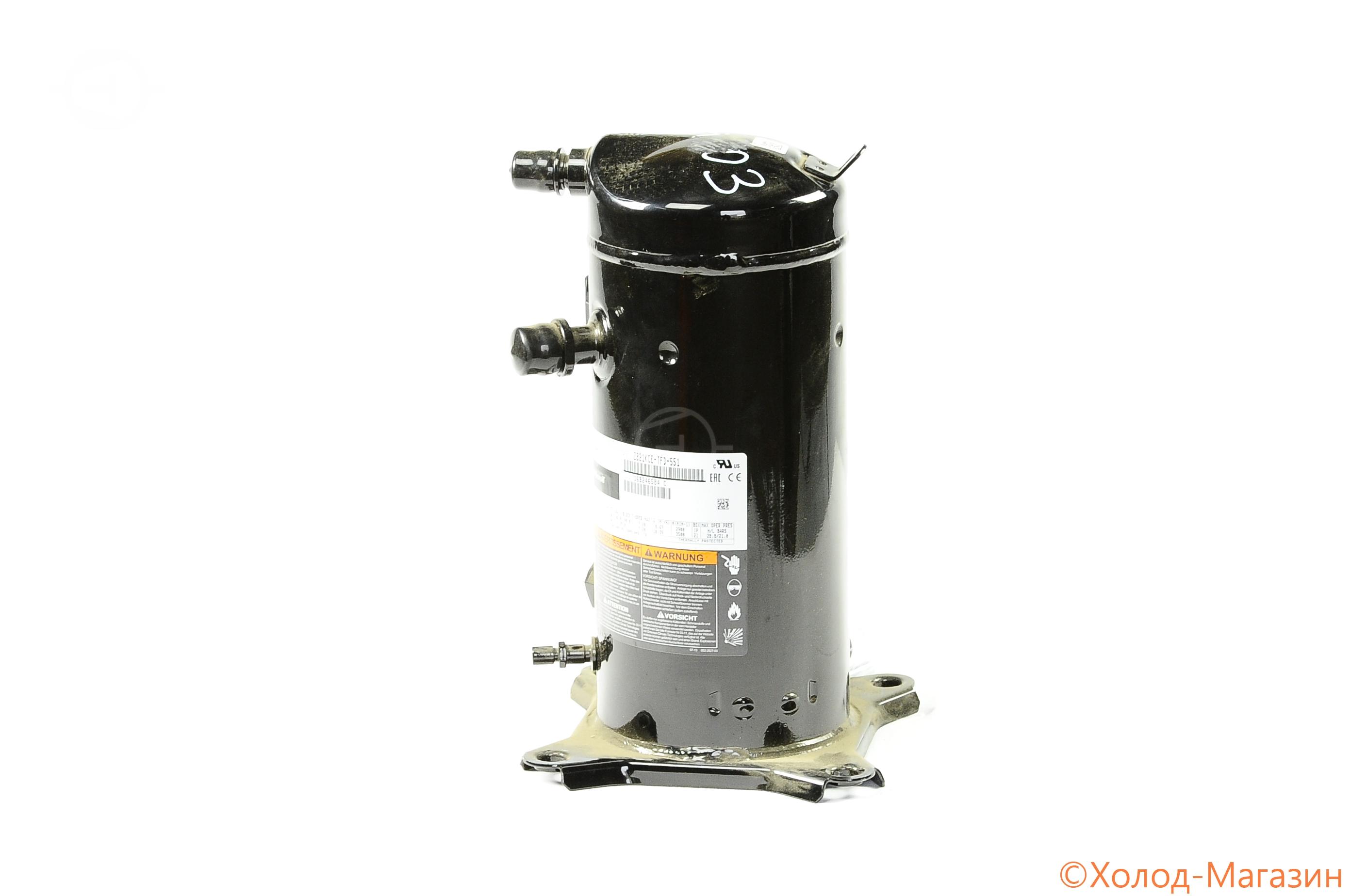 Компрессор спиральный ZB 21 KCE-TFD-551 Copeland, Emerson