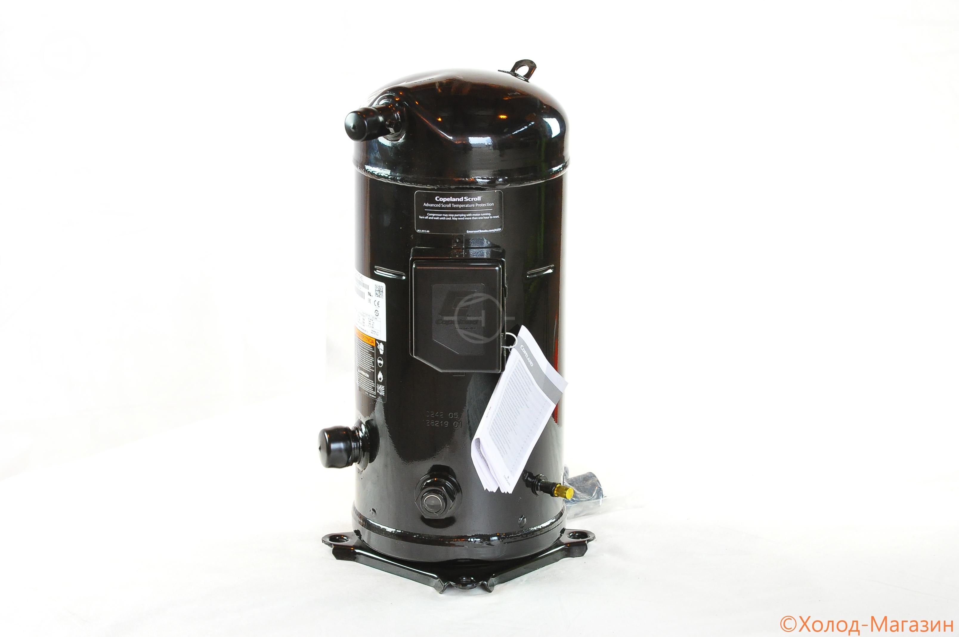 Компрессор спиральный ZB 66 KCE-TFD-551 Copeland, Emerson