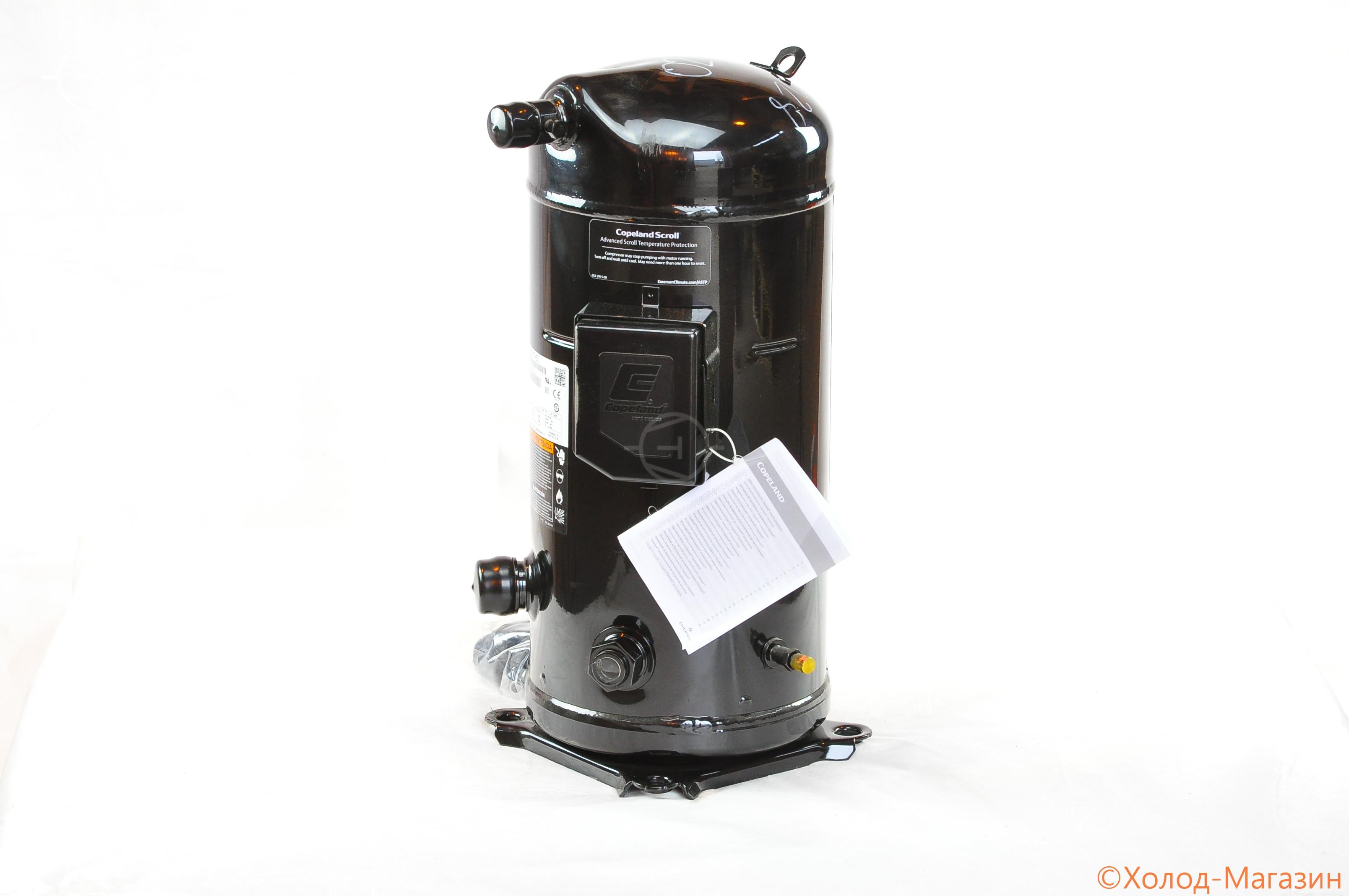 Компрессор спиральный ZB 76 KCE-TFD-551 Copeland, Emerson