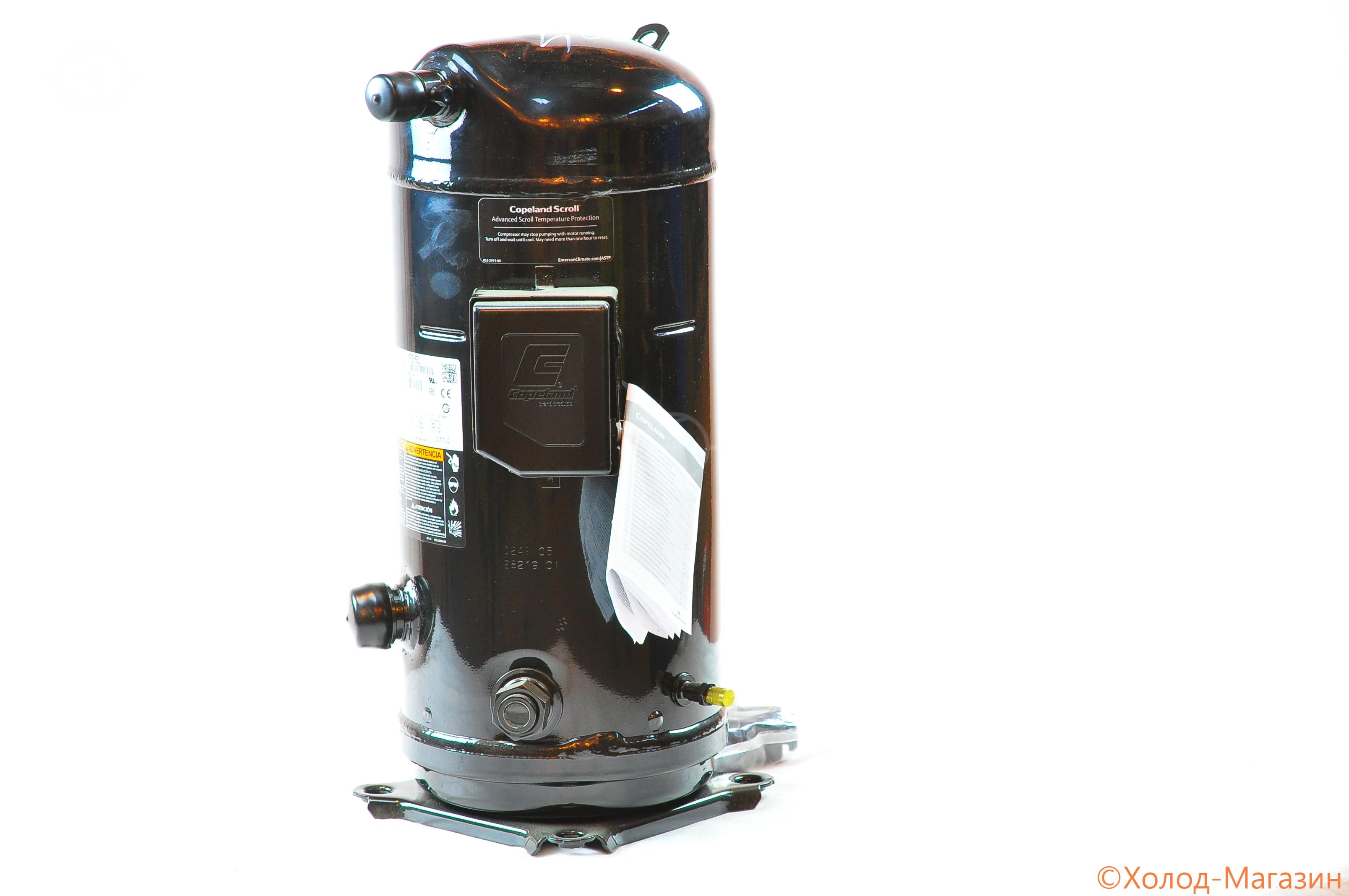 Компрессор спиральный ZB 114 KCE-TFD-551 Copeland, Emerson