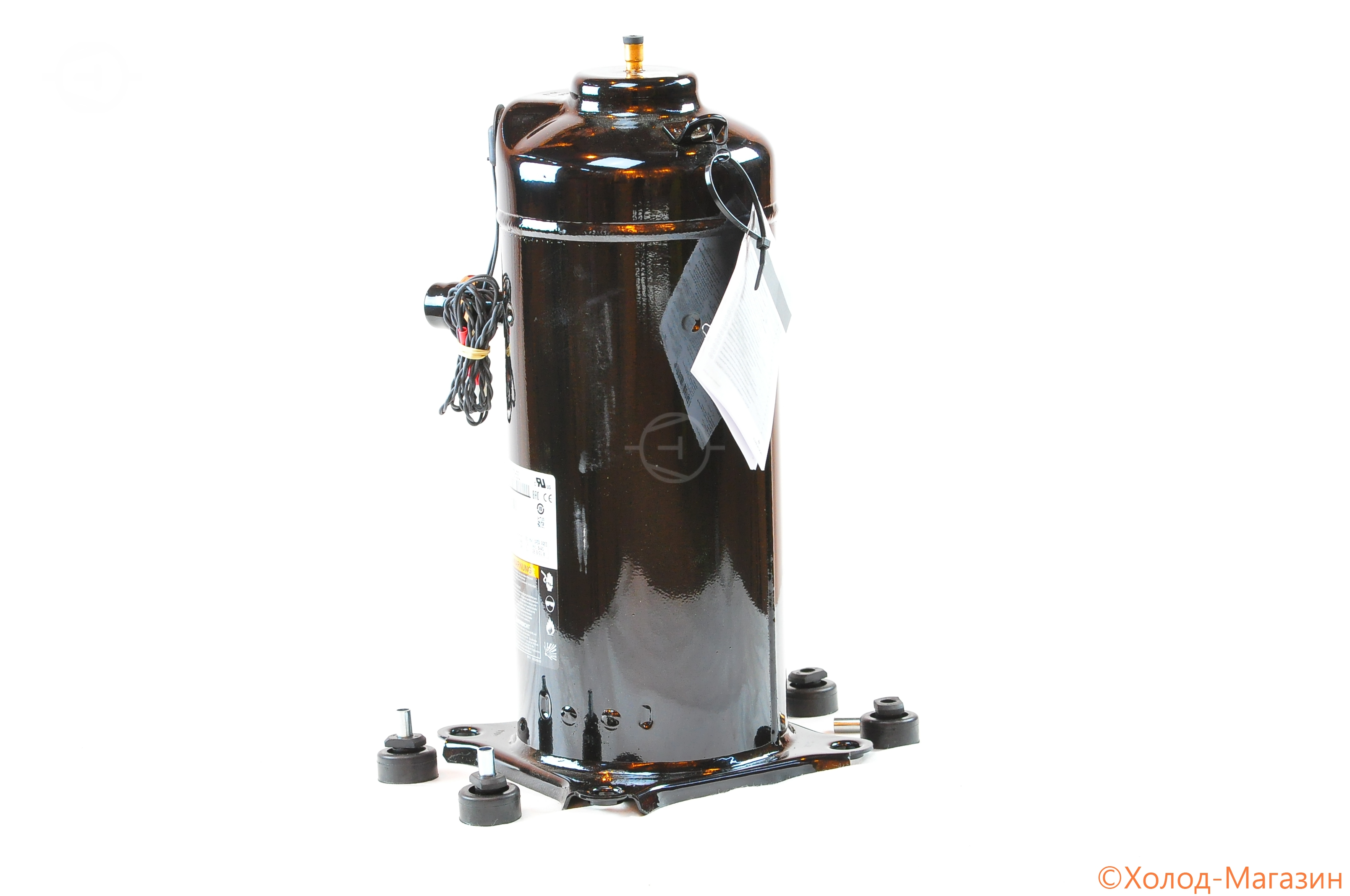 Компрессор спиральный ZBD 38 KCE-TFD-551 Copeland, Emerson