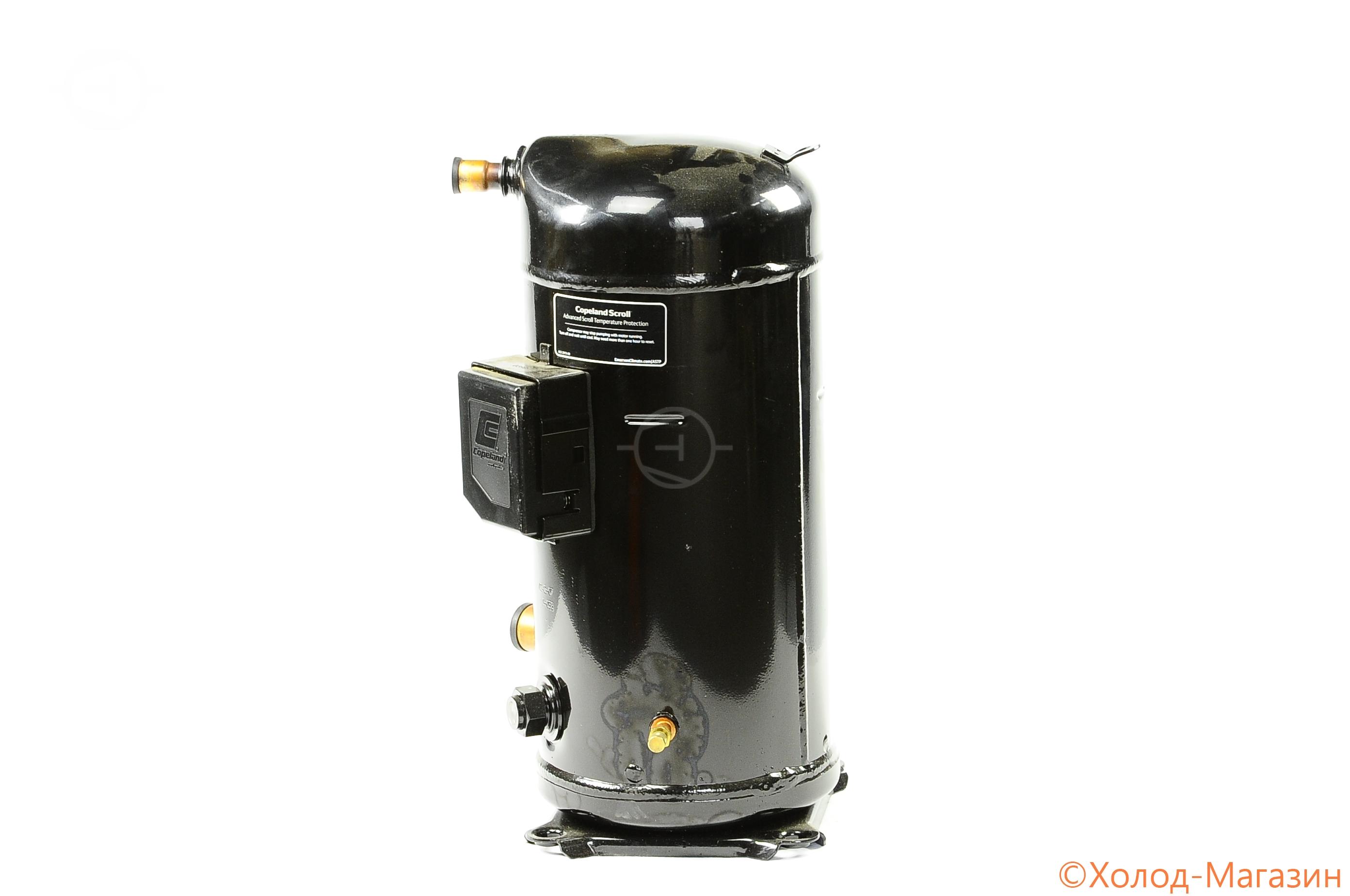 Компрессор спиральный ZR 125 KCE-TFD-455 Copeland, Emerson