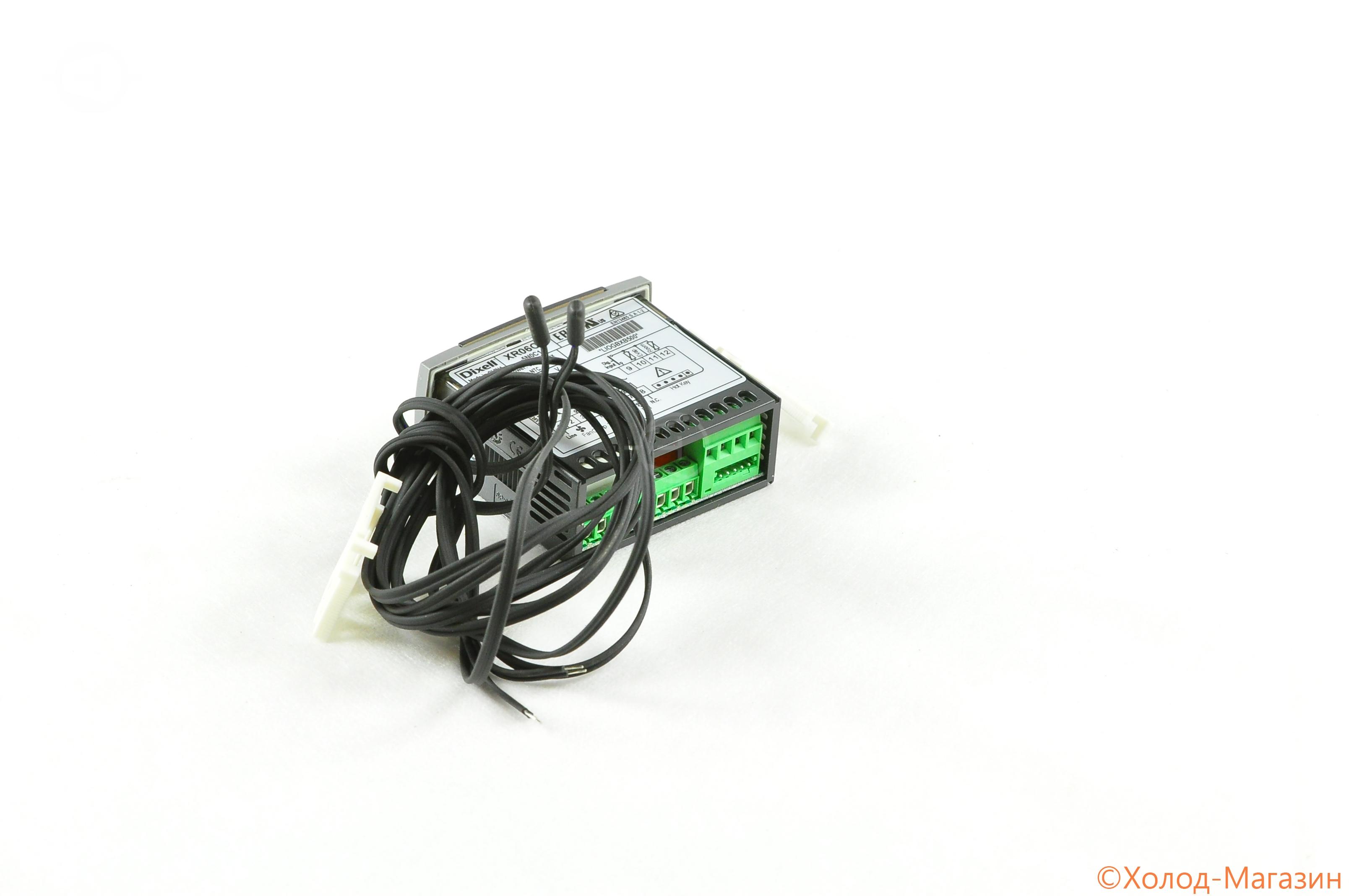 Контроллер Dixell XR06CX -5N0C1 NTC R=5+8+20+2NG6/1.5 230V