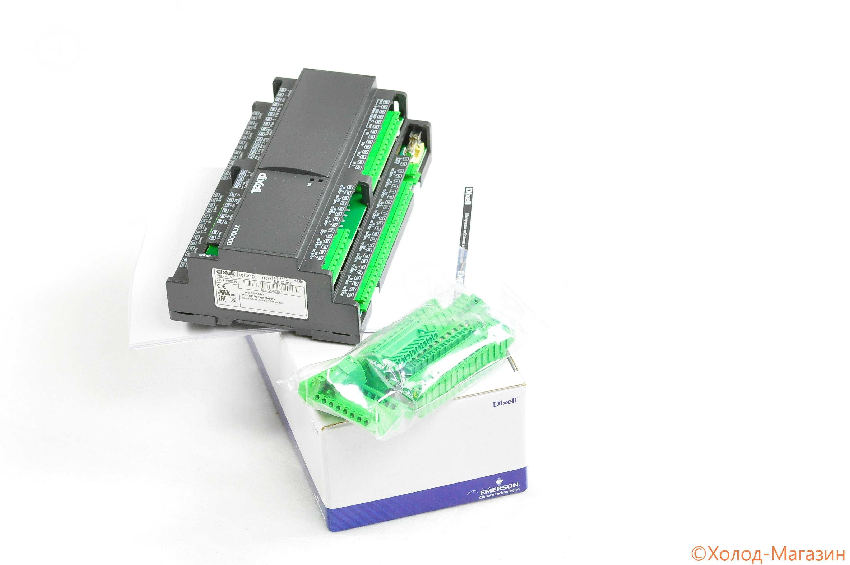 Контроллер Dixell XC1011D -1B01E 4.20MA +U4.20 V1.6 24V