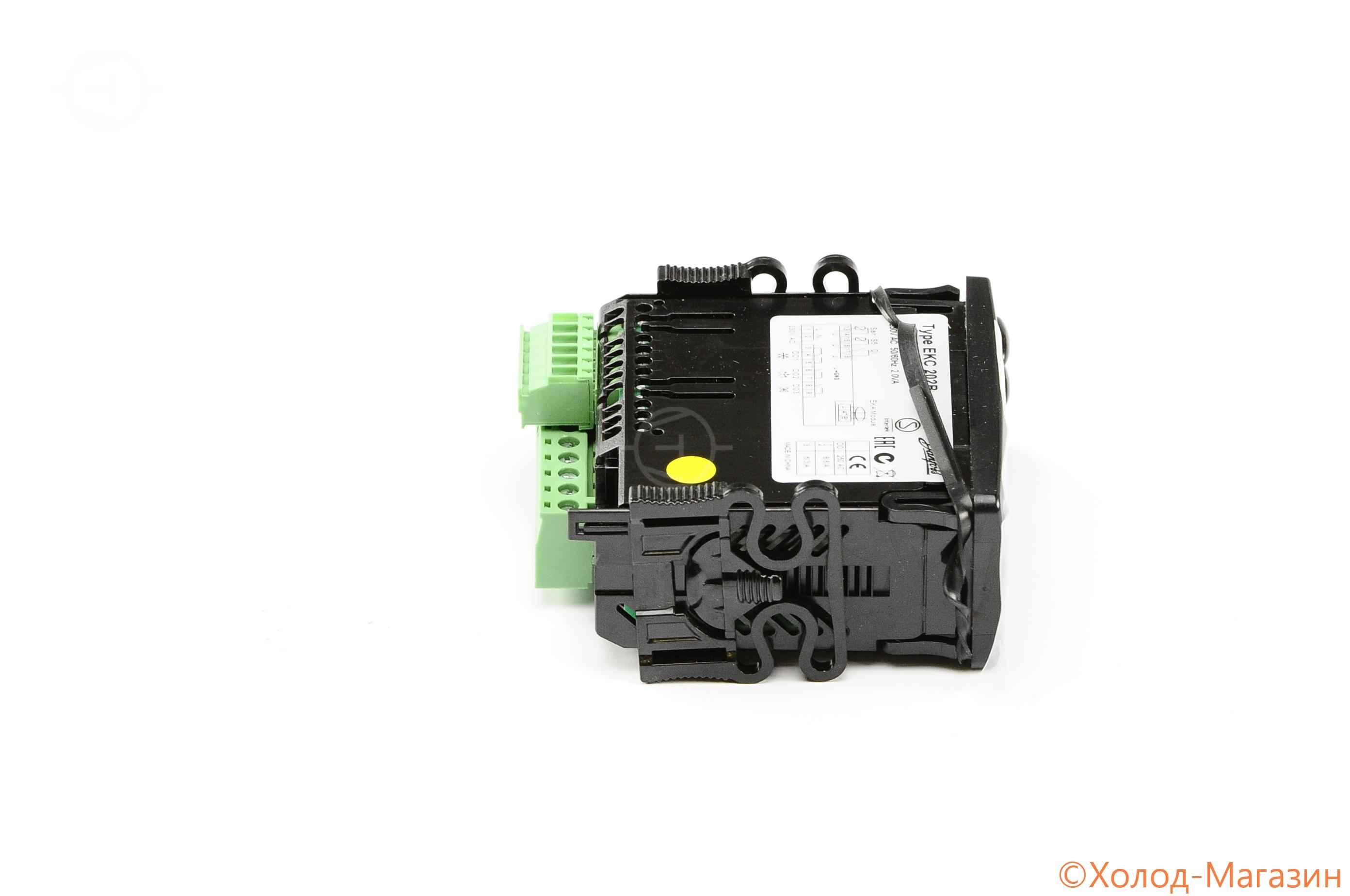Контроллер EKC 202B (пром.упак.), Danfoss