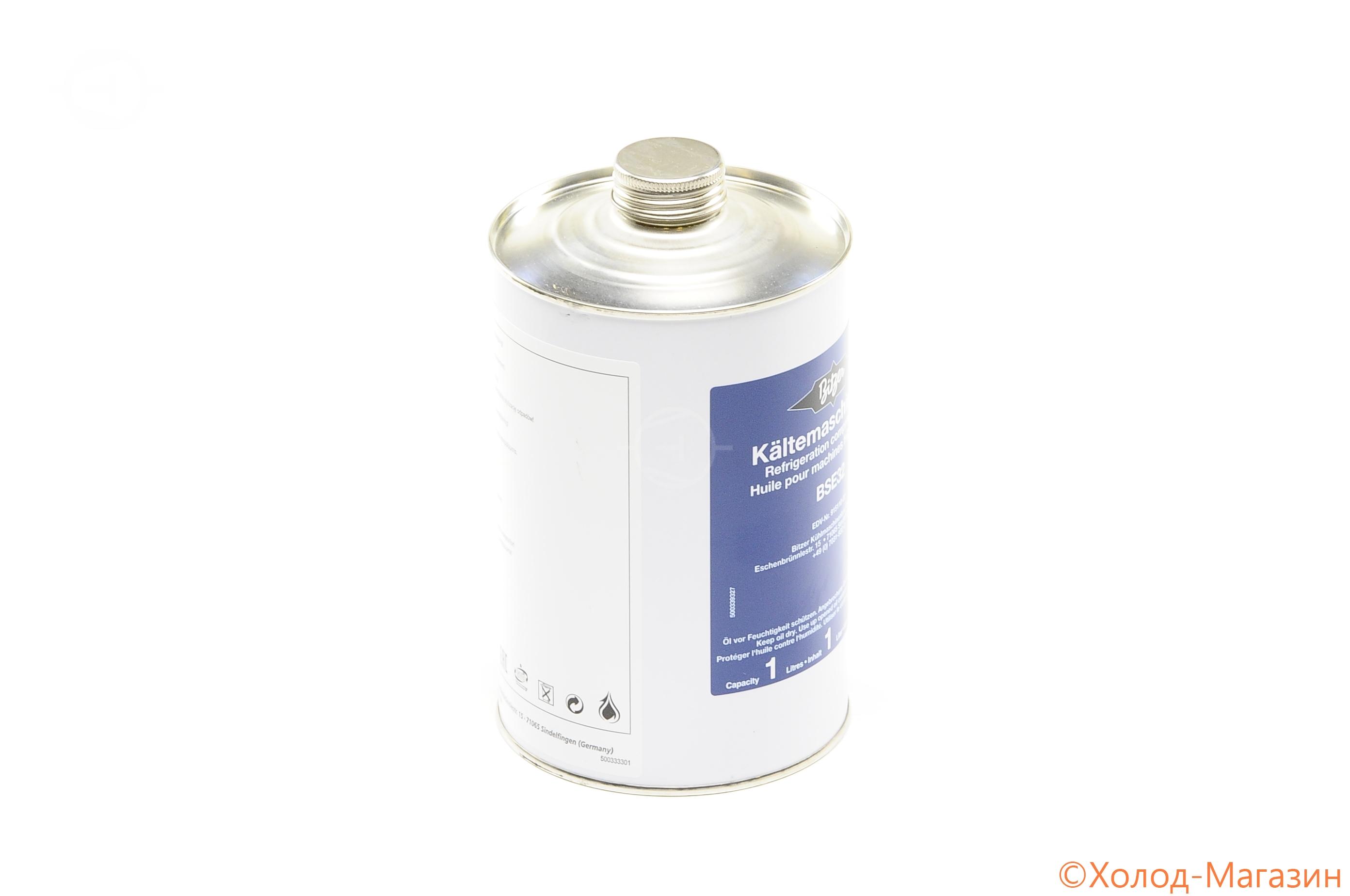Масло холодильное BSE 32 (1 л), Bitzer