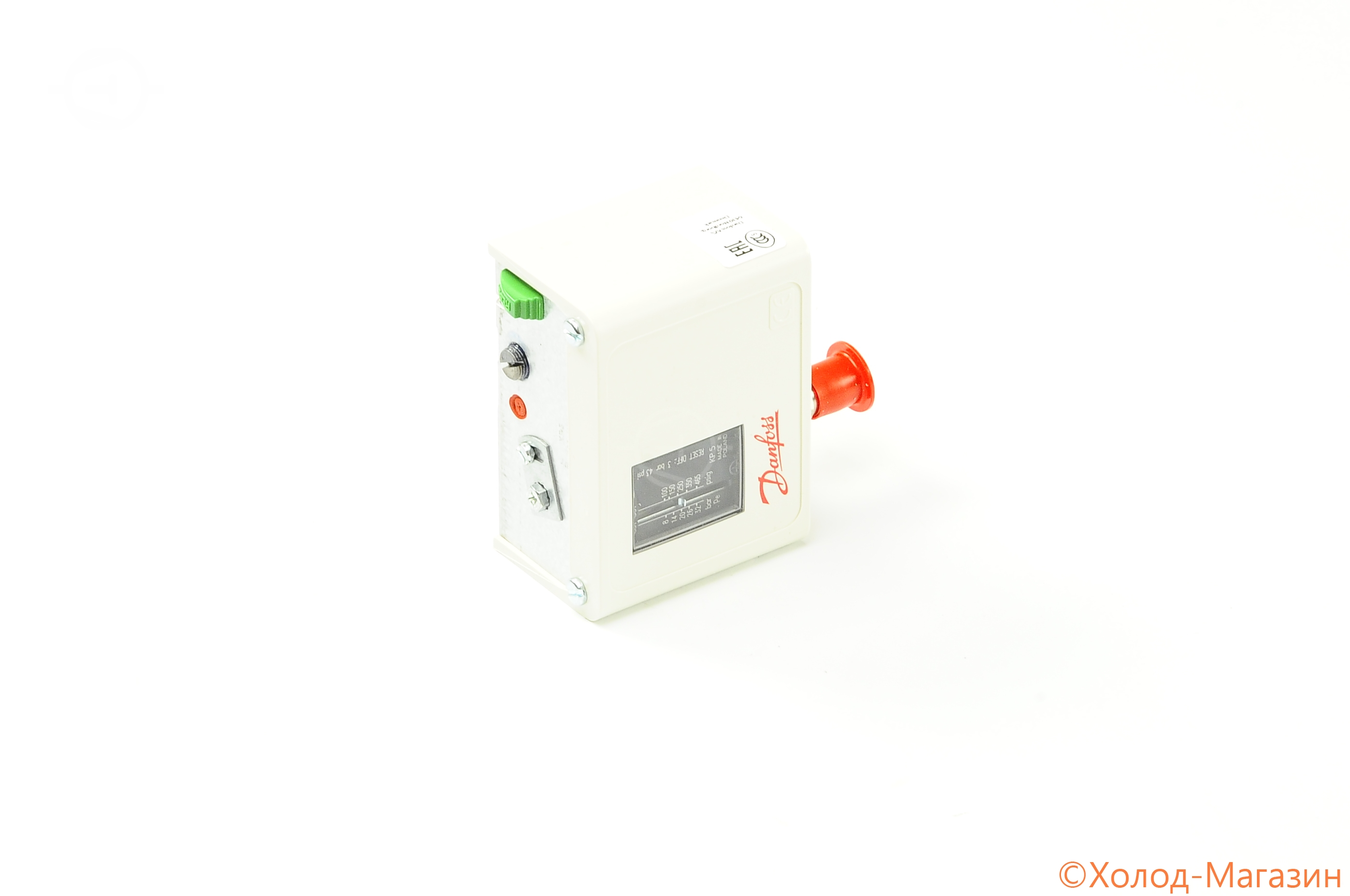 Реле давления (прессостат) KP 5 руч. HP, Danfoss